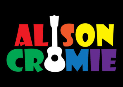 Alison Cromie_logo on black