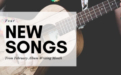 Four New Songs by Alison Cromie